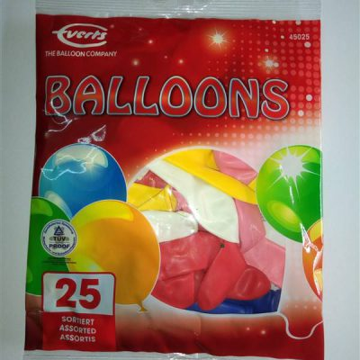 Assorted 25s Balloons