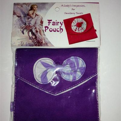 Fairy Pouch For Pads(a)
