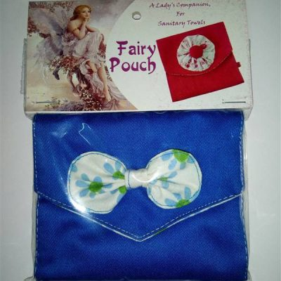 Fairy Pouch For Pads(b)