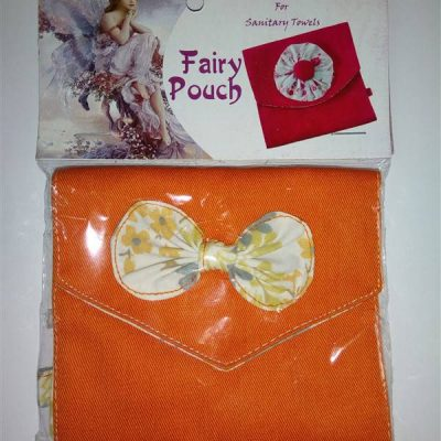 Fairy Pouch For Pads(c)